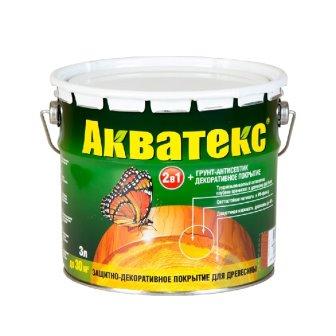 АНТИСЕПТИК АКВАТЕКС 3Л