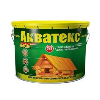 АНТИСЕПТИК АКВАТЕКС 10Л