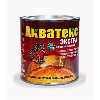 АНТИСЕПТИК АКВАТЕКС ЭКСТРА 0,8Л