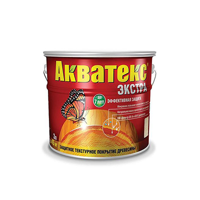 АНТИСЕПТИК АКВАТЕКС ЭКСТРА 3Л
