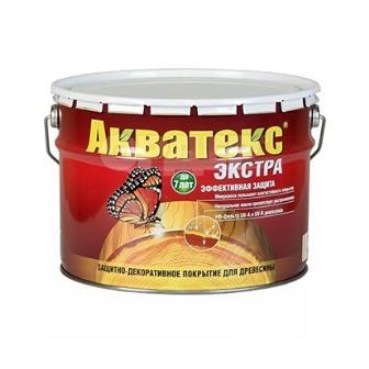 АНТИСЕПТИК АКВАТЕКС ЭКСТРА 10Л